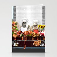 sloths Stationery Cards featuring Sloths by Big AL