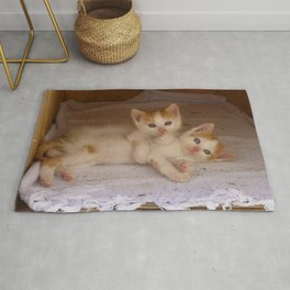 Brother and Sister Rug