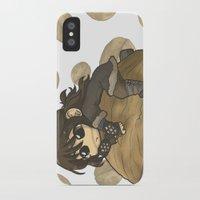 kili iPhone & iPod Cases featuring Kili&Walnut by ScottyTheCat