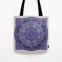 Batik Meditation  Tote Bag