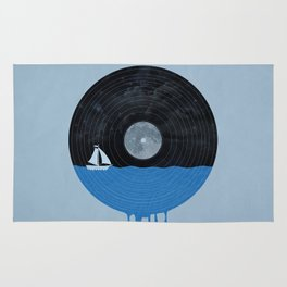 Songs for the Sea Rug
