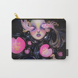A Sea of Lights Carry-All Pouch