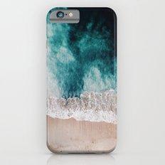Ocean (Drone Photography) iPhone 6 Slim Case