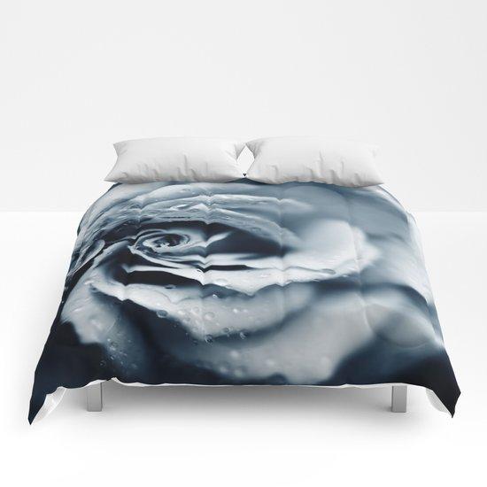 powder blue Comforters