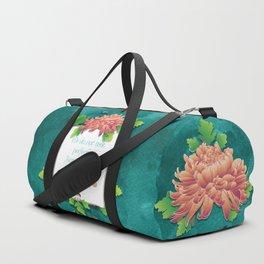 Nash Equilibrium Duffle Bag