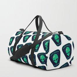 Earth gravity, let me go Duffle Bag