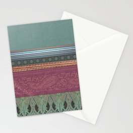 River Fabric Stationery Cards