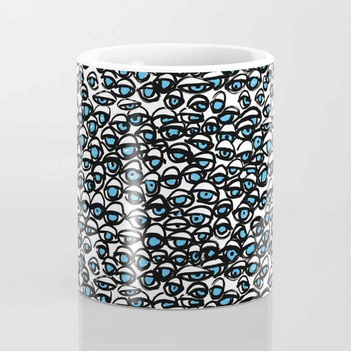 EYES Coffee Mug