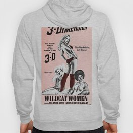 Wildcat Woman Hoody