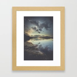 I see the love in you Framed Art Print
