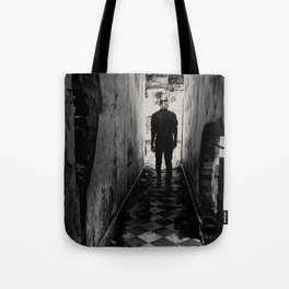 Depth Insignificant Tote Bag