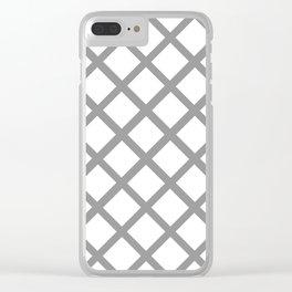 Veronique Clear iPhone Case