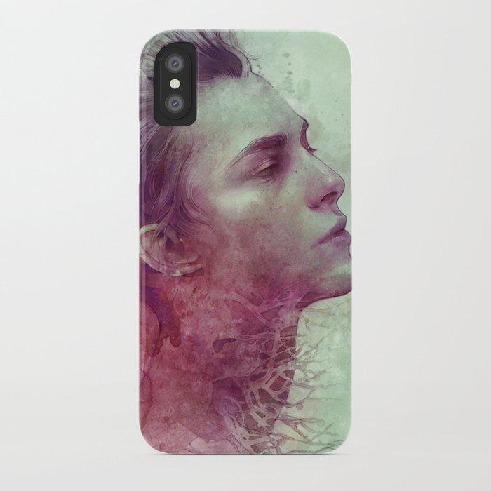 Vein iPhone Case