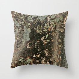 Mohawkite Throw Pillow