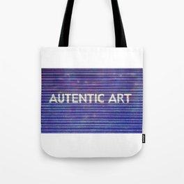 autentic Tote Bag