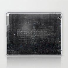 Numbers Diagram Laptop & iPad Skin