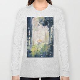 Lone Fox Long Sleeve T-shirt