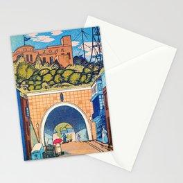 Mt. Atago, Broadcast Station - Digital Remastered Edition Stationery Cards