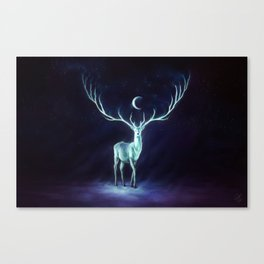"""Night Bringer"" Canvas Print"