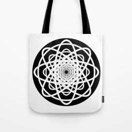 Not Quite Tangled Inside Out Tote Bag