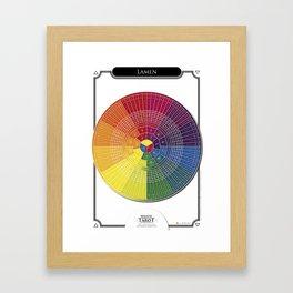 Lamen Framed Art Print