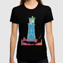 KING / White / Chess T-shirt