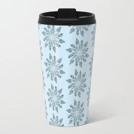 Shell Mandala Travel Mug