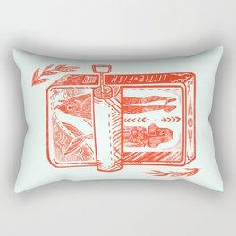 Little Fish Rectangular Pillow