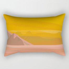 La Cholla II Rectangular Pillow