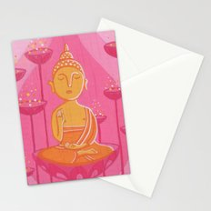 Buddha G Stationery Cards