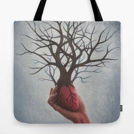 Nourishing Heart Tote Bag