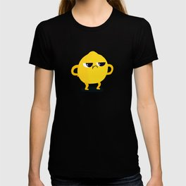 Grumpy Sour Lemon T-shirt