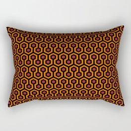 The Shining Carpet Rectangular Pillow