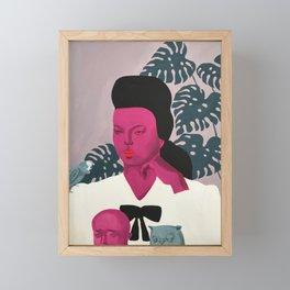 The descendants Framed Mini Art Print