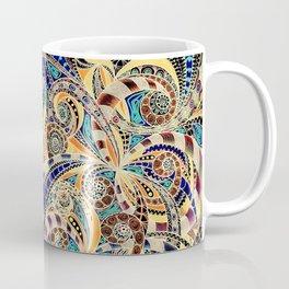 Drawing Floral Zentangle G240 Coffee Mug