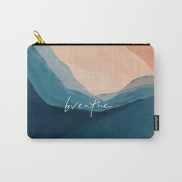 breathe. Carry-All Pouch