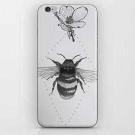 Bumble & Dogwood iPhone Skin