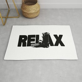 RELAX. Rug