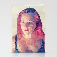 wasted rita Stationery Cards featuring Rita by Luis Marques