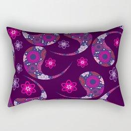 Paisley background № 20 Rectangular Pillow