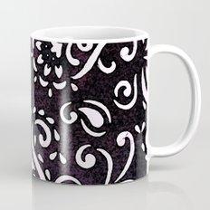 painted paisley Mug