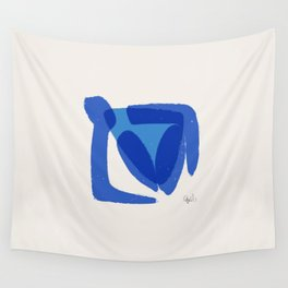 Bather 1 Wall Tapestry