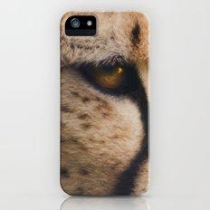 Cheetah  iPhone (5, 5s) Slim Case