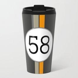 Rally 58 Metal Travel Mug