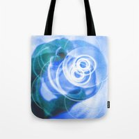 cup Tote Bags featuring Cup by ONEDAY+GRAPHIC