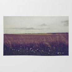 Autumn Field III Rug