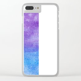 Abstract No. 167 Clear iPhone Case