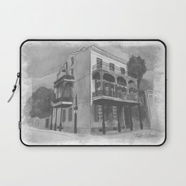 Lafitte Guest House Laptop Sleeve