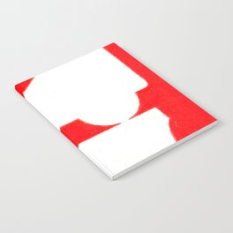 Parkway in Red Notebook