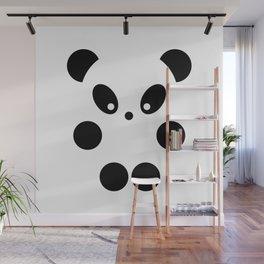 Little panda #society6 #decor #buyart #artprint Wall Mural